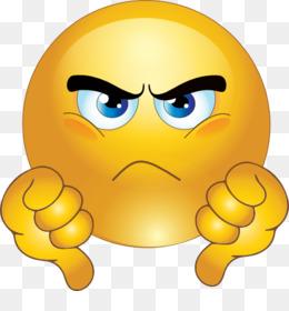 De Mal Humor descarga gratuita de png - Emoticon Ira Emoji ...