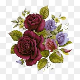 Rosas Rojas Descarga Gratuita De Png Bordes Y Marcos De La