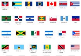 Banderas De América Del Sur Descarga Gratuita De Png América Latina Banderas De América Del Sur Mapa Mapa Imagen Png Imagen Transparente Descarga Gratuita