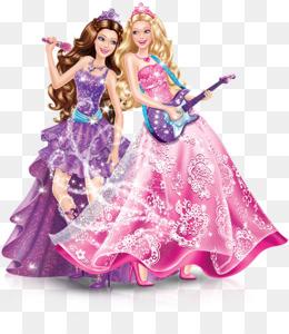 Barbie Descarga Gratuita De Png Invitación De Boda Saludo