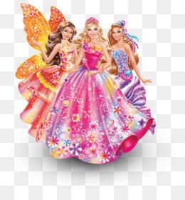 Barbie Y La Puerta Secreta Descarga Gratuita De Png Barbie Youtube