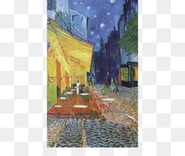 Van Gogh Carteles Descarga Gratuita De Png La Noche