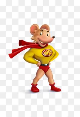 Dinkoism Descarga Gratuita De Png Mighty Mouse Dinkan