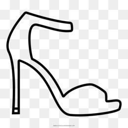 Absatz Descarga Gratuita De Png Zapato De Tacón De La