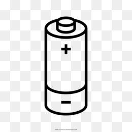 Batería Eléctrica De Dibujo De Reciclaje De Baterías Para