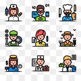 Profesiones Descarga Gratuita De Png Clip Art Iconos De