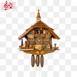 Reloj De Cuco Descarga Gratuita De Png Bosque Negro Reloj De Cuco