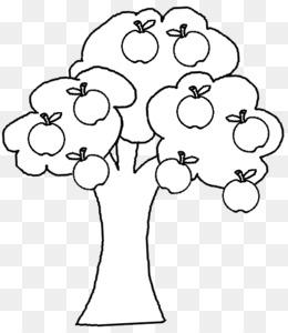 La Tarta De Manzana Del árbol Descarga Gratuita De Png La