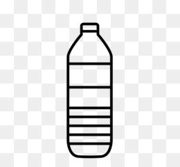 Botellas De Agua Botellas De Agua Dibujo Para Colorear