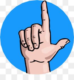 Pulgar índice descarga gratuita de png - El dedo índice de Iconos ...